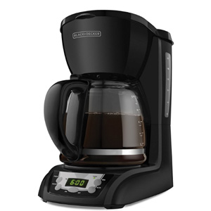 Black&Decker百得 DLX1050 12杯 可编程咖啡机