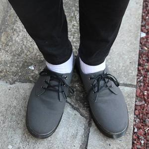 限7码!Dr. Martens 男士3眼系带牛津鞋