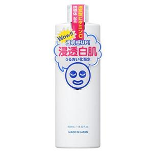 石泽研究所 透明白肌 美白水 400ml