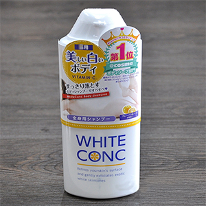 White conc 维C美白沐浴露 360ml