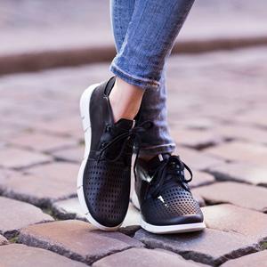 ECCO爱步Intrinsic女士休闲短靴