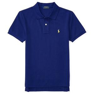 成人可穿!Ralph Lauren拉夫劳伦8--20岁青少年经典小马标短袖polo衫 多色