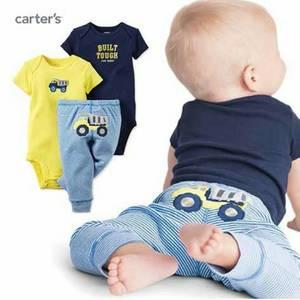 换码继续!Carter's卡特童装美国官网年度促销全场低至3折+额外最高75折