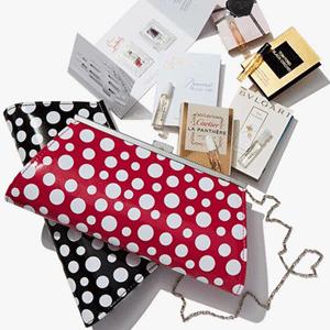 Neiman Marcus全场美妆护肤满125送波点化妆包+香水礼包
