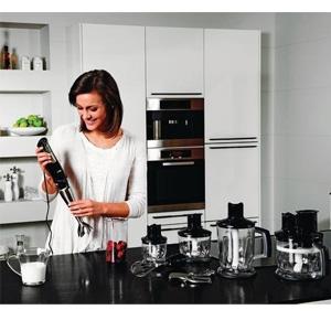 Braun博朗 MQ745手持料理机 搅拌机
