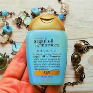 凑单品!OGX摩洛哥坚果油 洗发水 385ml