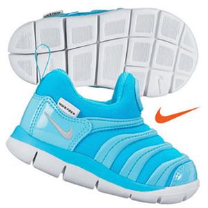 Nike耐克毛毛虫机能运动鞋小童鞋 蓝色