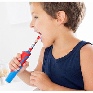 好价可入!Oral-B Stages儿童电动牙刷