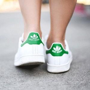 多商家Adidas Stan Smith大童款绿、粉、蓝尾汇总集合