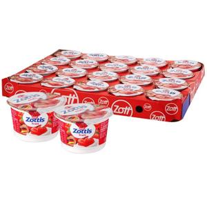 【更新】Zott卓德 常温脱脂酸奶多口味100g*20杯*2件
