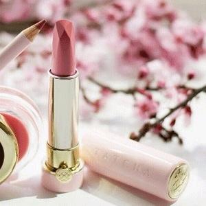 Tatcha Cherry Blossom 限定粉管口红