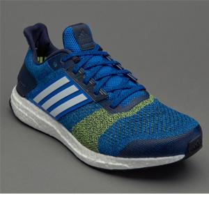 Adidas阿迪达斯 Ultra Boost ST 男款跑鞋