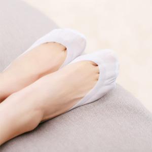 网易严选 清心浅口隐形夏季女袜 5双装
