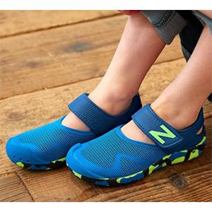 2017新款:NEW BALANCE新百伦 KA20814 小童凉鞋 4色