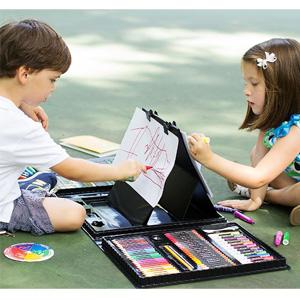 儿童节礼物!Art 101 儿童绘画工具 154件