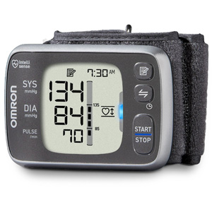 Omron欧姆龙 BP654 腕式无线电子血压计 蓝牙连接