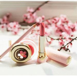 Tatcha 2017春季限量口红 粉管 cherry blossom tatcha樱花及套装