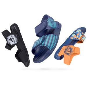 亚马逊海外购Adidas、puma等儿童凉鞋汇总
