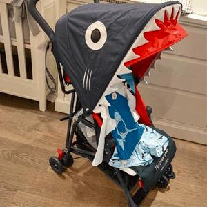 Maclaren 玛格罗兰 Mark II Shark Buggy 鲨鱼伞车特別版
