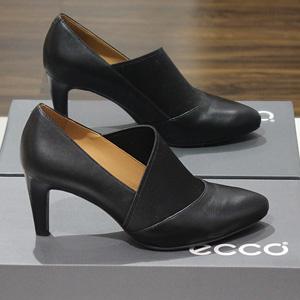 ECCO爱步Alicante女士真皮高跟鞋
