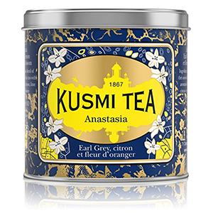Kusmi tea红茶ANASTASIA安纳塔西亚公主经典橘子红茶