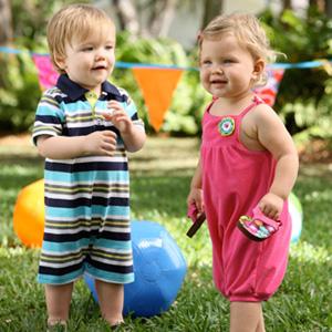 Carters/Oshkosh童装官网纪念日促销全场5折+满$40额外8折促销