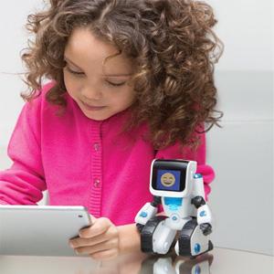 补货!WowWee COJI 幼教机器人
