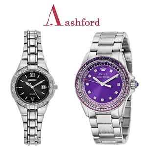 Ashford现有清仓手表低至1.1折+额外8折