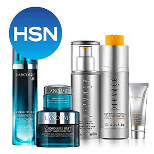 HSN全场彩妆护肤品使用visacheck结算满$40立减$20