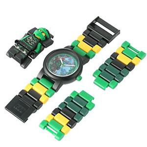 补货!LEGO乐高 8020523 未来骑士团系列 儿童手表