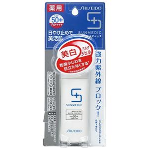 资生堂 Sunmedic 药用美白防晒霜Wn 40ml