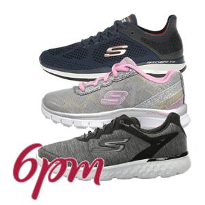 6PM现有Skechers品牌男女鞋特卖3折起