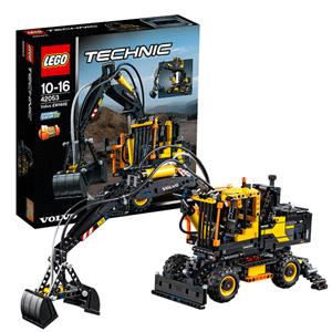 LEGO 乐高 42053 沃尔沃 EW 160E 挖掘机