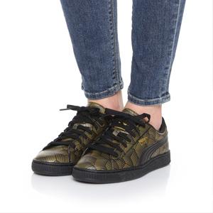 PUMA彪马Basket Classic Metallic女士板鞋
