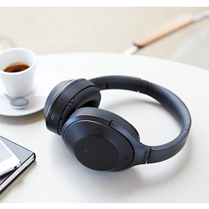 SONY 索尼 HIFI MDR-1000X 头戴式无线蓝牙降噪耳机