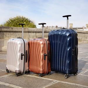 升级!Samsonite新秀丽官网有精选行李箱额外6折-7折+额外9折促销