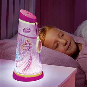 Disney迪士尼 Goglow 火炬形小夜灯