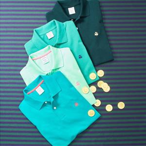 Brooks Brothers美国官网纪念日有衬衫4件$199+POLO衫两件$99促销