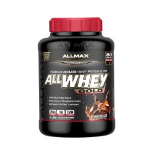 ALLMAX Nutrition 乳清蛋白粉 巧克力味 5磅