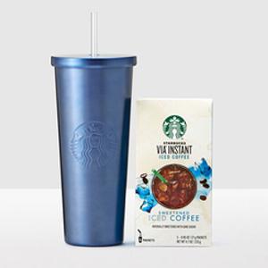Starbucks星巴克官网纪念日有精选商品满$100减$25促销