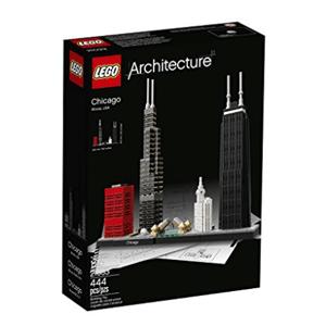 LEGO 乐高 21033 芝加哥街景
