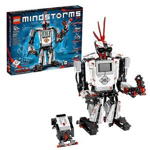 LEGO乐高Mindstorms EV3 31313第三代机器人