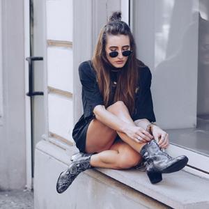 反季囤货!ECCO Shape 35型塑系列 女士短靴