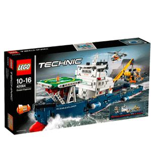 LEGO 乐高 Technic科技系列 42064 海洋调查船