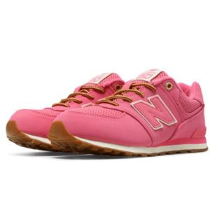【更新】New Balance多款574男女鞋款折后$16.2