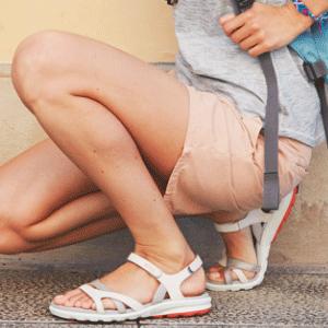 ECCO Sport Cruise 爱步 女士运动凉鞋