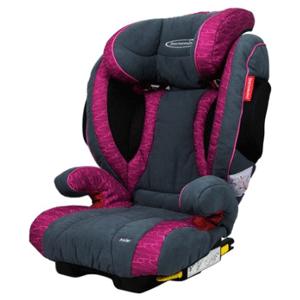 STM 斯迪姆 阳光超人 儿童安全座椅 带isofix接口
