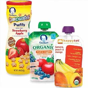 iHerb有精选米粉、奶嘴等宝宝用品累计额外85折+满$45减$5促销