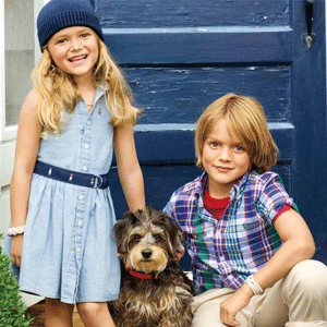 Ralph Lauren美国官网 夏季童装促销满$100额外7.5折
