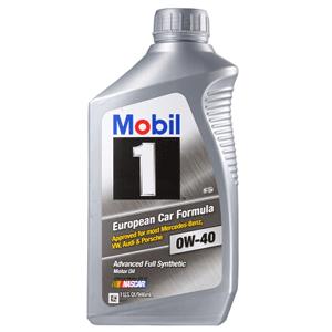 Mobil 美孚1号 全合成机油 0W-40 946ml*7瓶